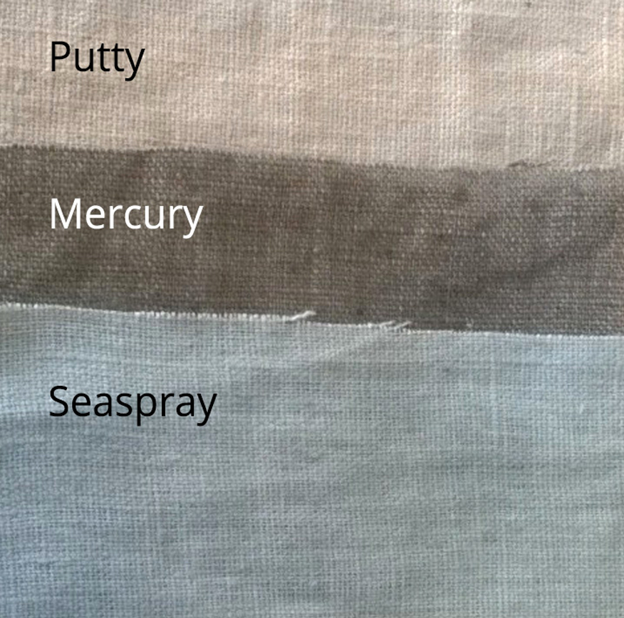 Putty Fabric The Curtain Exchange